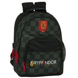Sac à dos Harry Potter Gryffondor 42 CM - 2 Cpt - Haut de gamme