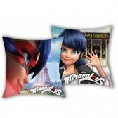Miraculous Ladybug and Black Cat 40 CM cushion