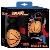 Boite gouter Basketball + gourde