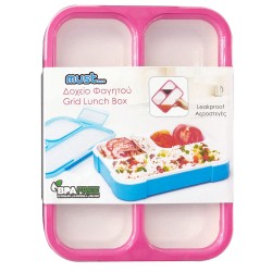 Moet 1L rechthoekige lunchbox