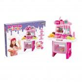 Spielzeug-Radkoffer Luna 49 CM