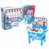 Speelgoedwielen geval Luna 49 CM