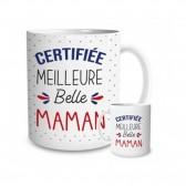 """Mug """" Meilleure belle maman """""""