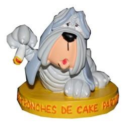 Figurine Droopy Cigarette
