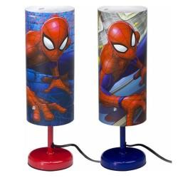 Lámpara de noche Spiderman Cylindre - 29 CM