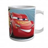 Mug Cars Disney Ceramics - Blue