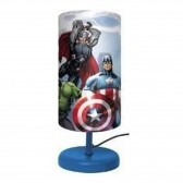 Avengers Cylindre Bedside Lamp - 29 CM