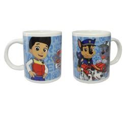 Pat Patrol Ceramic Mug