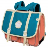 Cartable Kickers Girl Premium 38 CM - Haut de gamme