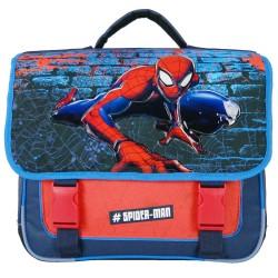 Top-of-the-range Spiderman Blue Marine 38 CM
