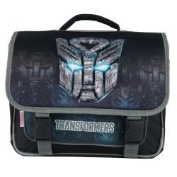 Cartable Transformers Noir 38 CM Haut de gamme
