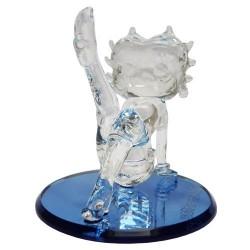 Figure Betty Boop PIN UP glass