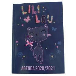 Dagboek Lililou Chat 17 CM