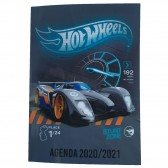 Agenda Hot Wheels 17 CM