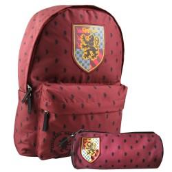 Harry Potter Gryffindor 42 CM Backpack - Top-of-the-Range Kit