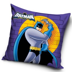 Batman 40 CM Cojín Cubierta - Algodón