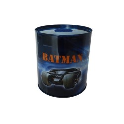 Piggy bank Batman