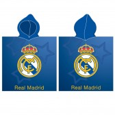 Poncho Serviette Microfibre Real Madrid