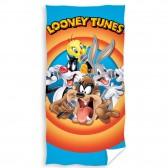 Serviette de plage Looney Tunes 140x70 cm
