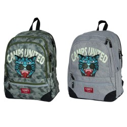 Backpack Camps United Tiger 42 CM - 2 Cpt