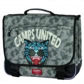 Cartable 41 CM Camps United - Lion