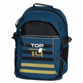Mochila France Rugby 42 CM - 2 Cpt