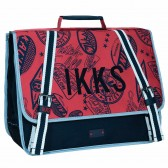 Cartable IKKS Urban R Rouge 38 CM