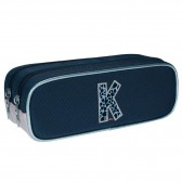 IKKS Stranger College Blue Kit 22 CM - 2 Cpt