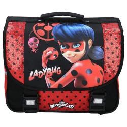 Cartable Ladybug Miraculous Secret Identity 38 CM Haut de Gamme