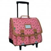 Tann's 41 CM rolling schoolbag - Fantasies