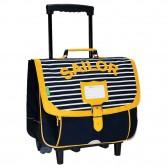 Rolling Schoolbag Tann's 38 CM - Fantasies
