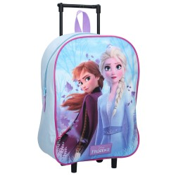 Wheeled Backpack The Snow Queen 2 Magical Journey 39 CM - Frozen - Cartable