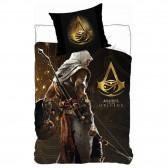 Parure housse de couette Assassin's Creed 140x200 cm et Taie d'oreiller