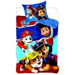 Pat Patrol 140x200 cm duvet cover and pillow taie
