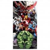 Serviette de plage Avengers 140x70 cm