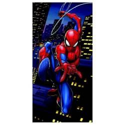 Serviette de plage Spiderman 140x70 cm
