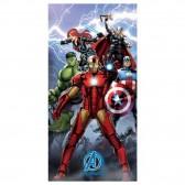 Toalla de playa Avengers 140x70 cm