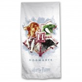 Toalla de baño de algodón Harry Potter 140x70 cm