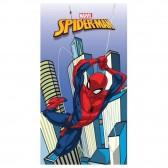 Spiderman beach towel 140x70 cm