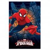 Spiderman Polar Plaid 100 x 140 cm - Marvel Cover