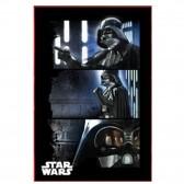 Plaid polaire Star Wars 100 x 140 cm - Couverture