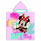 Mickey Hooded Bad Poncho