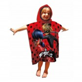 Minnie Hooded Bath Poncho
