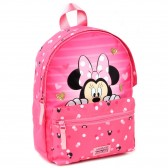 Sac à dos maternelle Minnie Mouse Looking Fabulous 31 CM