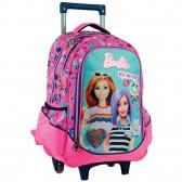 Sac à roulettes Barbie Love 45 CM - Trolley