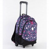 Rip Curl Sun Rays Wheeley Proschool 46 CM Wheel Backpack - Trolley