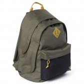 Sac à dos Rip Curl Stacka Double Dome Military Green 42 CM - 2 Cpt