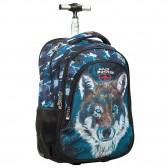No Fear Gorilla 48 CM Wheeled Backpack - Cart