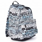Sac à dos Rip Curl Cover Up Double Dome Blue 42 CM - 2 Cpt