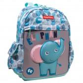 Elephant and Panda 30 CM Kindergarten Backpack - Cartable